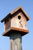 birdhouse wodden Стоковое фото RF