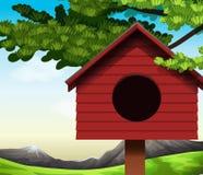 A birdhouse Stock Photos