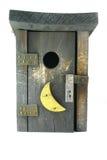 birdhouseouthouse Arkivfoto