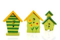 birdhouses Стоковое Изображение RF