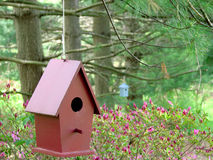 Birdhouses Royalty Free Stock Images