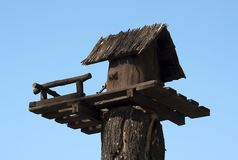 Birdhouses Royalty Free Stock Photos