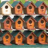 Birdhouses Royalty Free Stock Photo