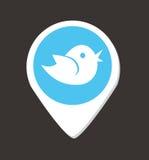 Birdie design Royalty Free Stock Images