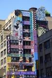 Birdland爵士乐俱乐部, NYC 免版税库存照片
