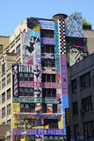 Birdland Jazz Club, NYC Fotografia Stock Libera da Diritti
