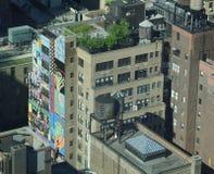 Birdland Jazz Club, NYC Immagini Stock