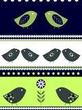 Birds design Royalty Free Stock Photo