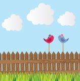 Birds design Royalty Free Stock Image