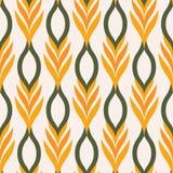 Birds of paradise tree background pattern Stock Photo