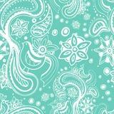 Birds pattern. Birds. seamless pattern, vector image Royalty Free Stock Photo