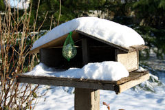 Birds shelter Stock Photography