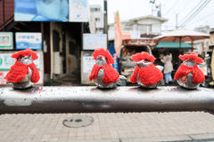 Birds of steel royalty free stock photos