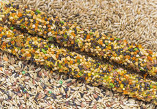 Birdseed Royalty Free Stock Images