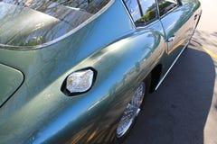 Brittisk sportbil för klassiker Royaltyfri Fotografi