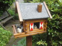 Birdshouse Fotografía de archivo libre de regalías