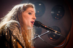 Birdy (singer) Royalty Free Stock Images