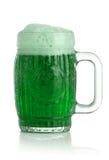 Bière de jour de rue Patrick Images stock