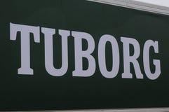 BIÈRE DE TUBORG Image stock