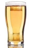 Bière sur la bière Photos libres de droits