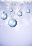 Birght Holiday Xmas Background Royalty Free Stock Photos