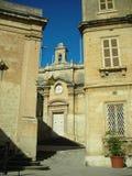 Birgu, also known as Vittoriosa, Malta Royalty Free Stock Photos