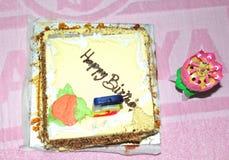 Birhday cake Stock Photos