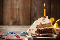 Birhday cake Stock Photography