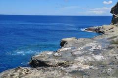 Biri Island Stock Photo
