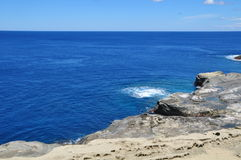 Biri Island Royalty Free Stock Photography