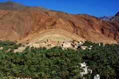 Birkat Al Mawz视图 库存照片