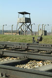 Birkenau Concentration Camp  Stock Image