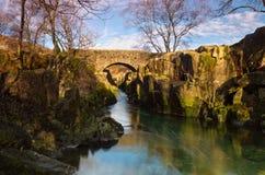 Birks Bridge Stock Photo