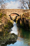 Birks Bridge (portrait) Royalty Free Stock Photos