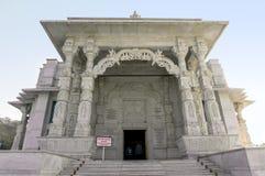 Birla świątynia, oryginalnie znać jako Lakshmi Narayan świątynia fotografia royalty free