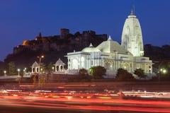 Birla Mandir, Jaipur Stock Photos