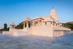 Birla Mandir, Jaipur. Birla Mandir (Laxmi Narayan) is a Hindu temple in Jaipur, India Royalty Free Stock Images