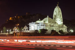 Birla Mandir, Jaipur Royalty Free Stock Images