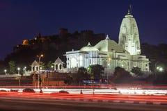 Birla Mandir, Jaipur Stock Images