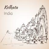 Birla Mandir Kolkata west Bengal. Royalty Free Stock Photo