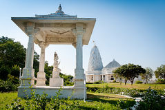 Birla Mandir (Laxmi Narayan) is a Hindu temple in Jaipur, India Stock Photography