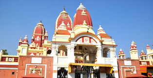 Birla Mandir New Delhi royalty-vrije stock foto
