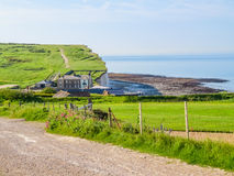 Birling Gap And Seven Sisters National Park Stock Photos