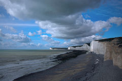 Birling Gap Beach Stock Photos