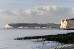 BIRLING GAP, EAST SUSSEX/UK - NOVEMBER 2 : View from Birling Gap Stock Photography