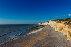 Birling Gap Stock Photo