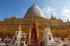 Birma bagan tamples Мьянмы светлое Стоковые Изображения