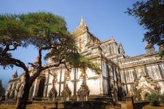 Birma bagan tamples Мьянмы светлое Стоковое Изображение