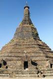 Birma, Tempel Mrauk U, Laungbanpyauk Paya Lizenzfreie Stockfotografie