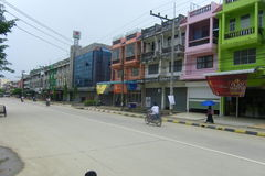 birmania Imagenes de archivo